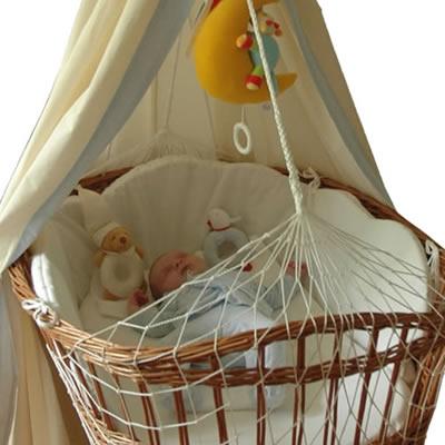 Schlummerli mit Babykorb